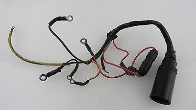 mariner mercury outboard 50 60 hp trim and tilt relay 96158 mercury wiring harness 8 pin connector 92436a3 1980 1983 18 25 hp