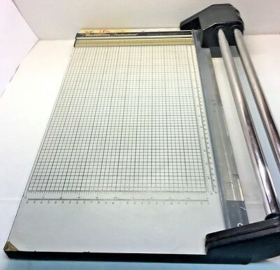 "RotaTrim, Model M15, Professional Rotary Trimmer 15""x12"" (GOOD CONDITION)"