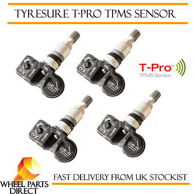 OE Replacement Tyre Valve for Peugeot 407 Coupe 2004-2006 1 TPMS Sensor
