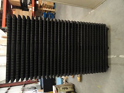 U-line H-2200 Industrial Plastic Pallet, Heavy Duty 48 x 40, New