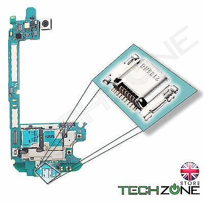 Samsung Galaxy S3 GT-I9300 i9305 USB Charging Port Charger Socket Connector Dock