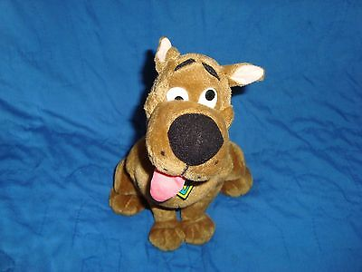 """Scooby-Doo With Spinning Head Equity Plush 10"""""""