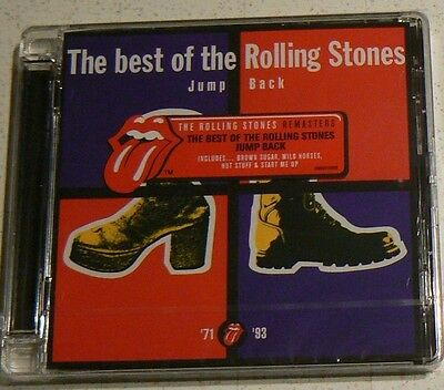 Jump Back - The Best Of The Rolling Stones  (Cd)  Neuf Scelle