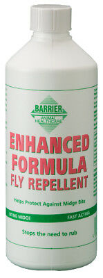 Barrier Enhanced Formula Fly Repellent - Fly, Louse & Insect Control