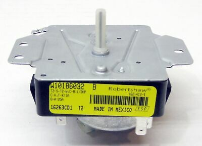 Whirlpool Dryer Timer Control WPW10186032 AP6016544 PS11749835