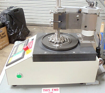 UScnect Fiber Optic programable Polisher with 8 connector fixture