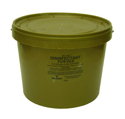 Gold Label Disinfectant Powder - Stable Disinfectants