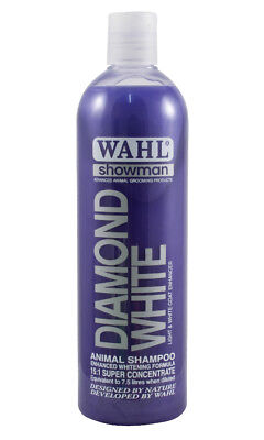Wahl Showman Diamond White Shampoo - Shampoos & Conditioners