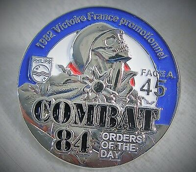 Combat 84 Lapel Pin Orders of The Day French Philips For T Shirt Jacket Skinhead