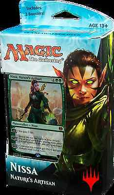 Magic the Gathering - Planeswalker Intro Deck Nissa