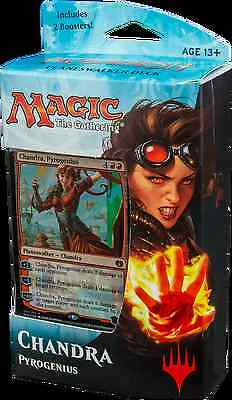 Magic the Gathering - Planeswalker Intro Deck Chandra