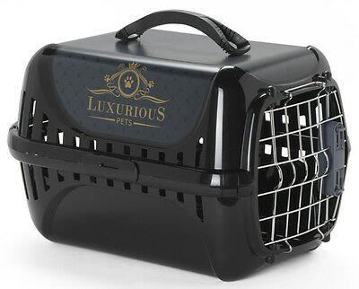Panier Cage De Transport Chien/chat Agree Transport Avion Porte Iata As97395Lpt