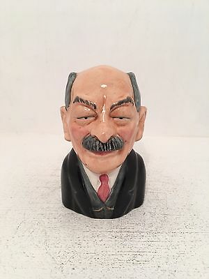 Manor Collectables British Prime Ministers Clement Attlee Toby Jug 589/1500