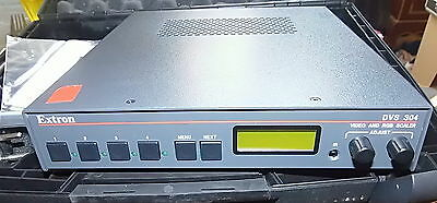 Extron Dvs304 Video And Rgb Scaler