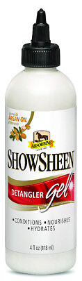 Absorbine Showsheen Detangler Gel - 118ml - Grooming