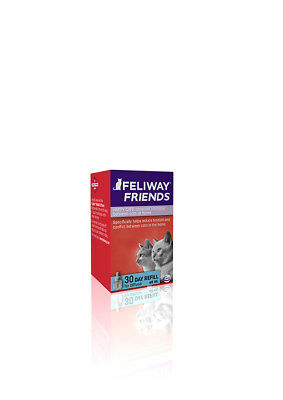 CEVA Feliway Friends Diffuser - Refill - First Aid & Healthcare