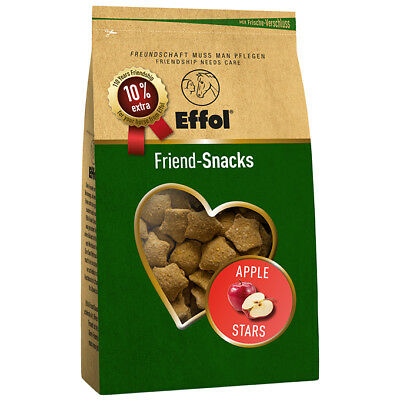 Effol Apple Stars - 550 g - Treats