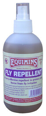 Equimins Fly Repellent Quiet Spray - 250ml - Fly, Louse & Insect Control
