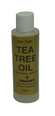 Gold Label Tea Tree Oil - 100ml - Leg & Muscle