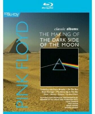Pink Floyd-Classic Albums-Making Of The Dark Side (2013, Blu-ray NUEV (REGION B)