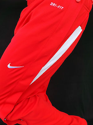 HoT NIKE BASKETBALL Trainings Jogging FITNESS HOSE ROT Gr. S M L XL XXL XXXL 4XL