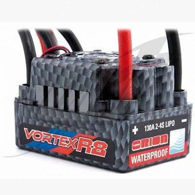 Vortex R8 WP Brushless ESC (130A, 2-4S) Waterproof (A1258)