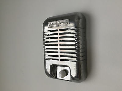 1960s Detroit Diecast Wall Art Decor Mark II Drive In Movie Front Speaker Cover