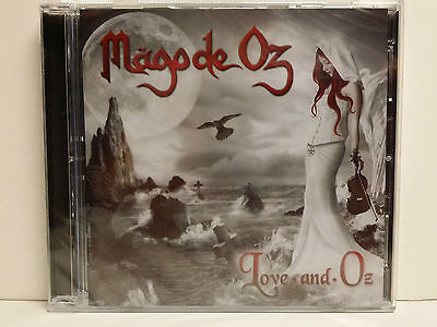 Mago De Oz - Love And Oz - 2 Cd - Nuevo - Precintado - Sealed