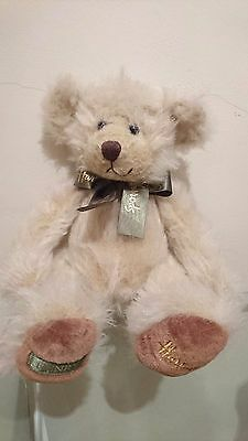 Harrods Henry bear teddy