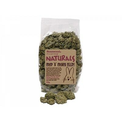 Rosewood Naturals Small Animals Crisp n Crunch Celery 175g