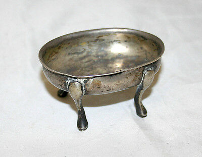German Antique Sterling Silver 13 Bowl Germany 18th Century