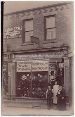 Phipps's SHOPFRONT - Boot Stores & Repairer Cobbler - Unlocated/Mystery/Unknown