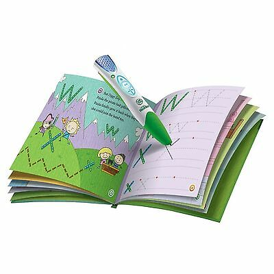 LeapFrog LeapReader Reading Writing System Green Ages 4+ Girls Toy Learn Play