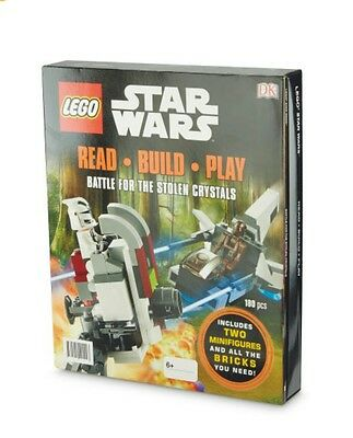 LEGO Read Build Play Star Wars Commander Gree Droid 180 piece Set With Storybook