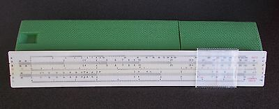 Vintage Logarex 27401-X Logarithmic Slide Rule Calculator
