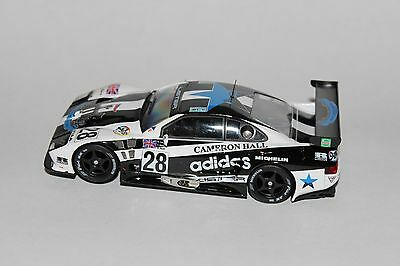 Fly Lister Storm A-102 1/32 slot NEW - NO BOX Le Mans 1998 #28 Adidas