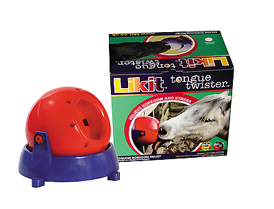 Likit Tongue Twister Pony/Horse Toy