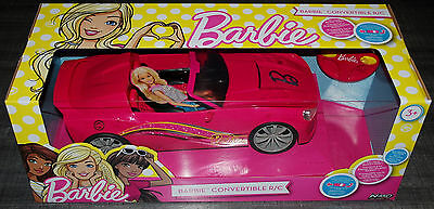 Barbie Convertible R/c