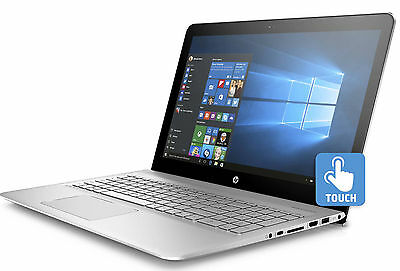 2017 Model 7th Gen i7-7500U HP Envy 15 FHD Touch 16GB 1TB Bang & Olufsen Laptop