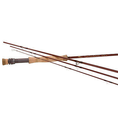 TFO Mangrove Series Fly Rod with TiCr Blank Coating 9ft 4-Piece - All Weights