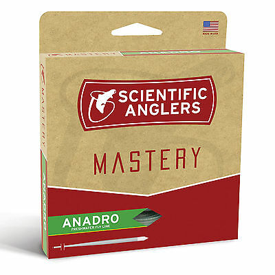 Scientific Anglers Mastery Anadro Taper Floating Weight Forward Fly Fishing Line