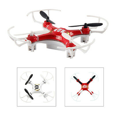Mini Explorers RC Quadcopter 4CH 2.4GHz 6-Axis Gyro LED Drone 3D Flying Model