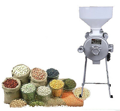 Grains Feed Dry Grinding machine Small Electric Herbal Grinder Commercial 220V Y