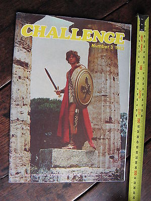 Challenge  1982     Eductation Department of Victoria  MYTHS