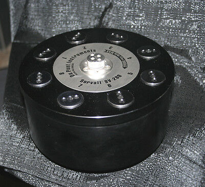 Sorvall Sv-288 20,000 Rpm Superspeed Centrifuge Rotor Evolution Rc Rc6  Rc5 Rc2