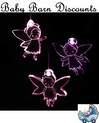 NEW Mobile Glow Light - Fairy from Baby Barn Discounts