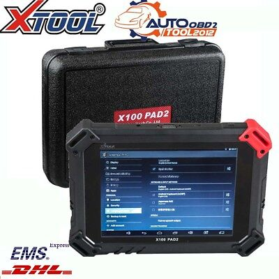 Nuovo XTOOL X-100 PAD 2 Auto Programmer Tool OBD2 OBDII Diagnostic Tool Scanner