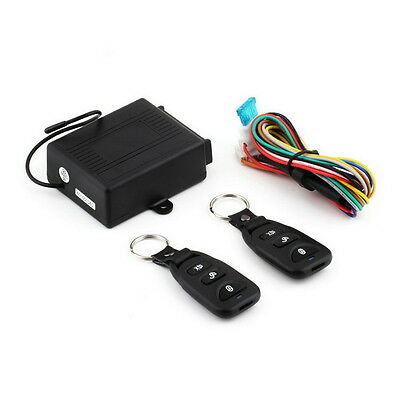 Universal Car Remote Control Central Door Lock Locking Keyless Entry System L1
