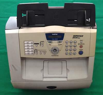 FAX STAMPANTE FOTOCOPIATRICE All in One -  BROTHER 2920 SUPER G3