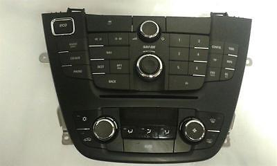 Vauxhall Insignia - 111110 0161A - Navi 600 Control Panel - Ncs1187965